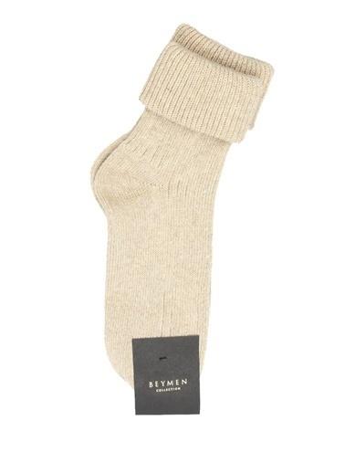 Beymen Çorap Bej